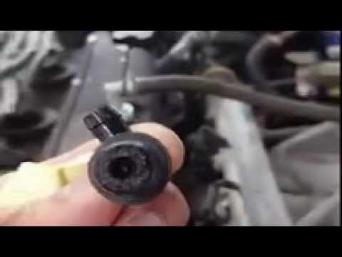 2001 acura integra gs pcv valve location and replacement