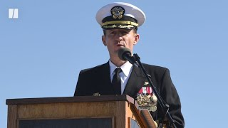 Navy Removes Captain Who Sounded Alarm On Coronavirus