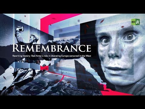 Remembrance. Rewriting history: Red Army's role in liberating Europe censored in the West