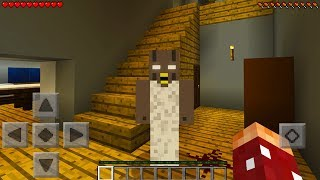 I FOUND Granny in Minecraft Pocket Edition (Granny Horror)