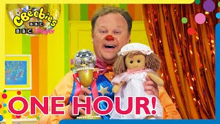 Mr Tumble Toys Compilation for Children!   Mr Tumble and Friends   CBeebies   Something Special