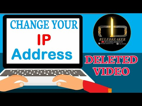 How to change your IP address || Access any blocked website