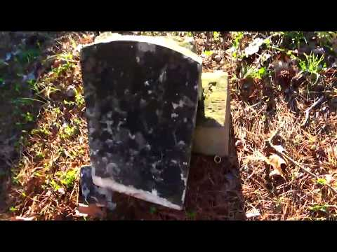Old Church Cemetery that dates back to the 1700's
