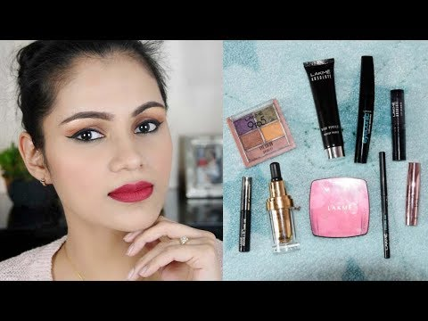 Makeup Using LAKME Products Only In Hindi