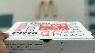 McPizza at the World
