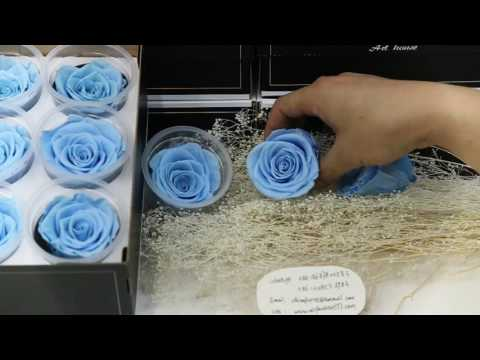 the top quality preserved roses head from Rainbow floral for Wedding Decorating Arrangements