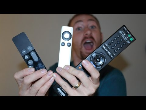 Apple TV 4th Gen Remote Overview
