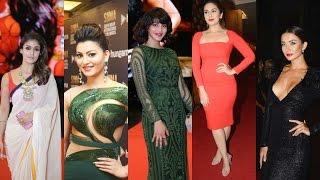 HOT Actress At  SIIMA Awards 2016 Red Carpet Full Show !!