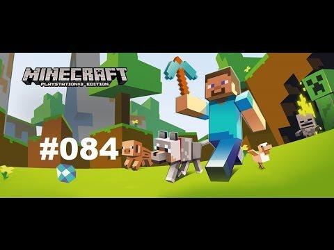 Minecraft PS3 Let´s Play #084 Frühlingszeit ist Gartenzeit (Multiplayer)