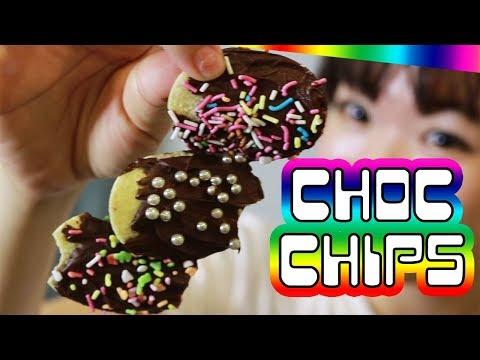 😱 CHOCOLATE CHIPS PINTEREST DIY : PRINGLES HACKS