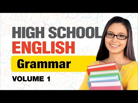 High School Grammar Part 01 | Learn English Grammar | English Learning