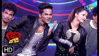 Kanha and Keshavi Performance | Dhee Jodi | 5th June 2019    | ETV Telugu