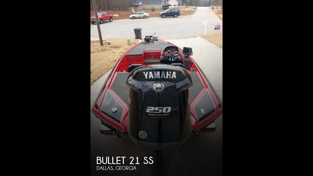 [UNAVAILABLE] Used 2012 Bullet 21 SS in Dallas, Georgia