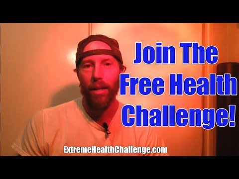 Day #4 - Extreme Health Challenge - Earthing/Grounding & Sunlight