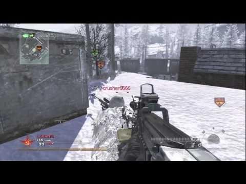 Call of Duty Modern Warfare 2- LOL Kill - Behind You!