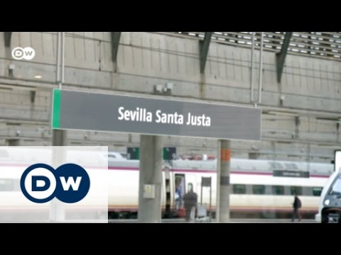 From Seville to Granada by train | Euromaxx