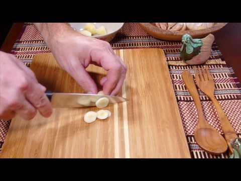 How to remove Garlic Smell from Hands