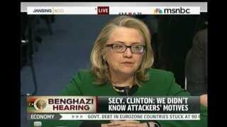 Hillary Clinton Benghazi What S The Difference Four Dead Americans