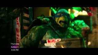 Teenage Mutant Ninja Turties Out Of The Shadows Promo