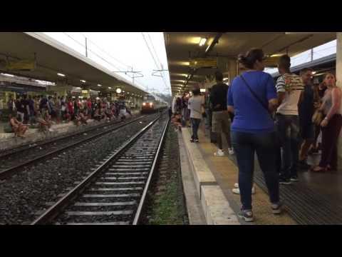 2016 Pisa train station