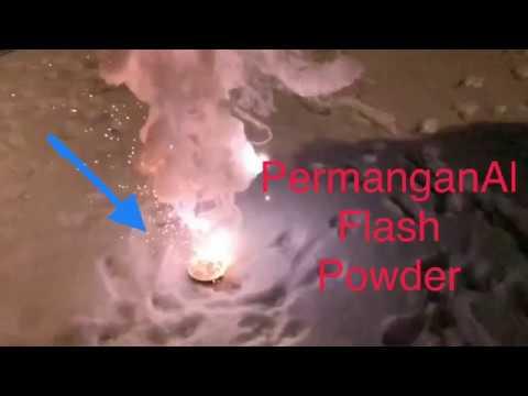 EZ-Flash Powder