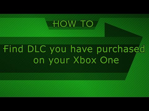 Find and Install Purchased or Uninstalled DLC on Xbox One