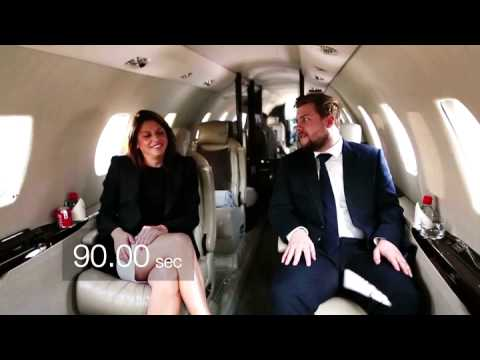 London City Airport- The Ninety-Second Experience