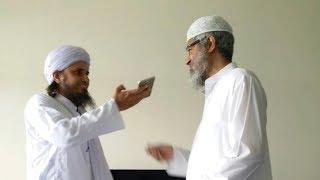 Mufti Tariq Masood With Dr. Zakir Naik