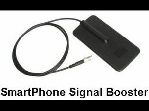 How to increase the signal strength on your iPhone Smartphone - Cheaply
