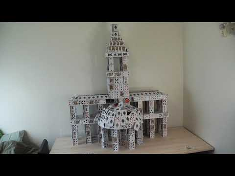 Cardstacking a House of Cards