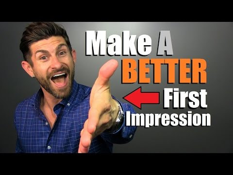3 SECRETS To Make A BETTER First Impression Than YOUR Competition!
