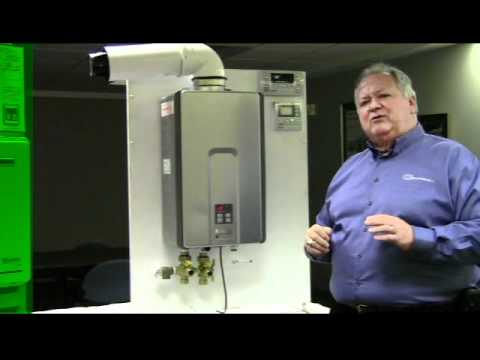 Rinnai Water Heaters - Size and Types