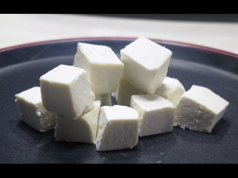 HOW TO MAKE SOFT PANEER- EASY AND QUICK SOFT PANEER AT HOME
