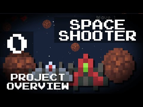 [Game Maker Tutorial] Easy Space Shooter #0: Project Overview!!