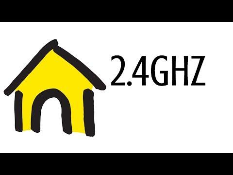 Fido 2.4GHz Wi-Fi Speed Test