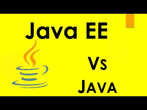 Java EE Introduction