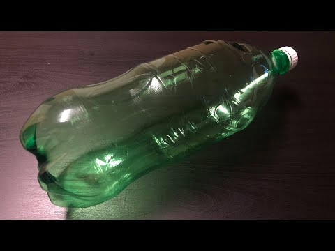 Plastic bottle craft - DIY BEST OUT OF WASTE - NEW AND UNIQUE IDEA / cool and creative