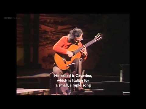Cavatina John Williams best-ever performance (live on TV)