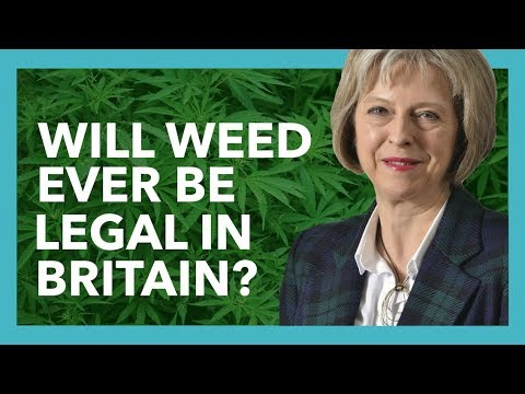 Should Weed Be Legal in the UK?