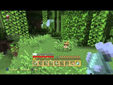 TAMING OCELOT Minecraft: Xbox One Edition