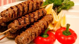 Easy Seekh Kebab Recipe