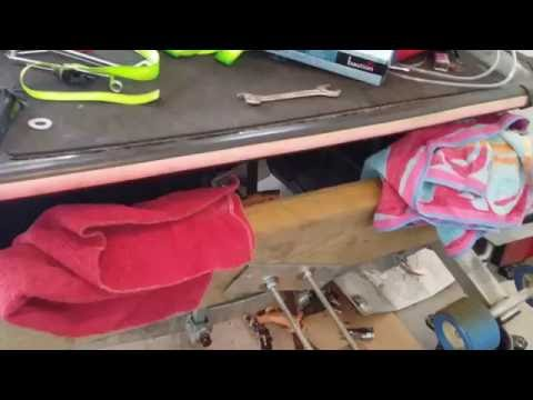 How To Remove a Seized Impeller shaft Jet Ski