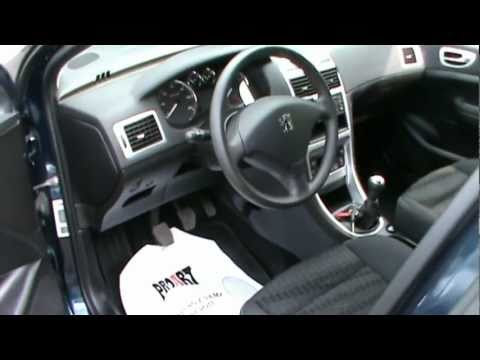 2008 Peugeot 307 1.6 HDi DESIGN BREAK Review,Start Up, Engine, and In Depth Tour