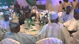 President Muhammadu Buhari Visits Awujale Of Ijebu-Ode, Ogun State