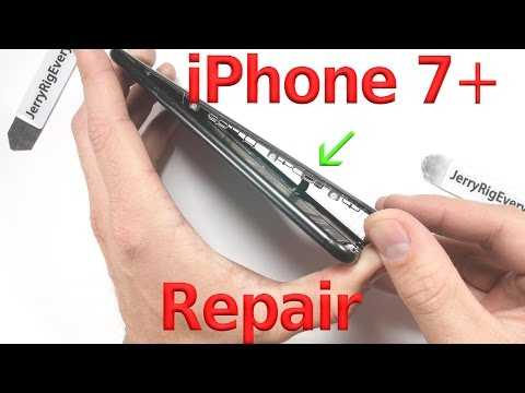 iPhone 7 Plus Screen Replacement done in 6 minutes