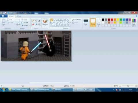Tutorial: How to make lego lightsabers glow