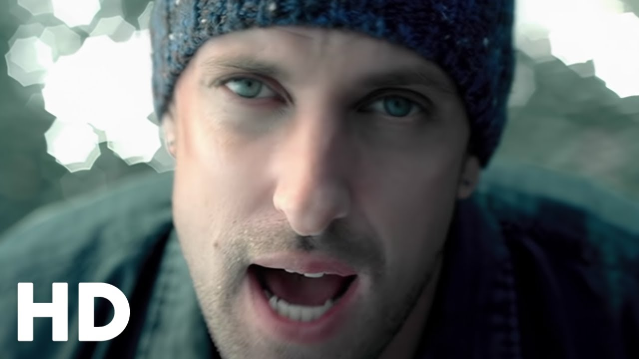 Daniel Powter - Bad Day (Official Music Video)   Warner Vault