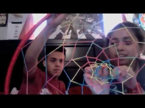 How to make a dreamcatcher out of a hula hoop