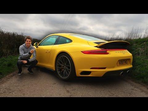 My New Car? PORSCHE 911 Carrera 4S - Test Drive