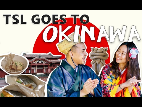 Okinawa - Must-Do Things In Japan's Island City - Smart Travels: Episode 23
